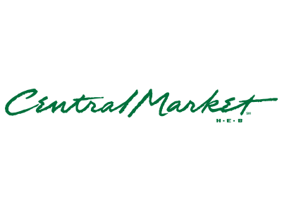 Central Market by HEB Logo