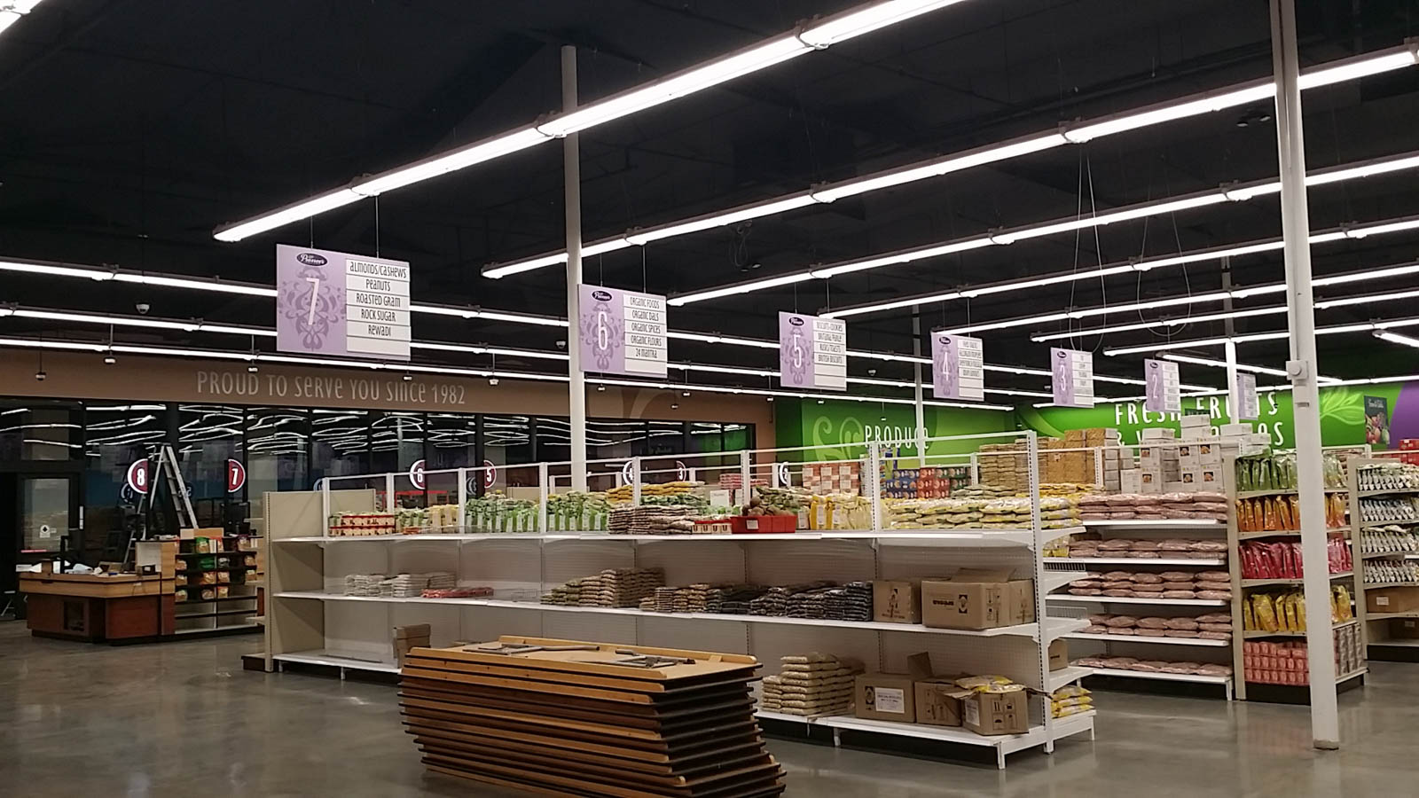 Pioneer Cash & Carry Photo - Aisle Overview
