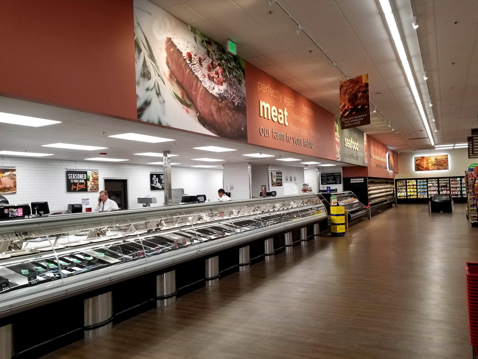 Stater Bros. Markets Photo - Meat Department